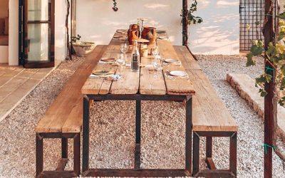 10 Stylish Outdoor Dining Ideas