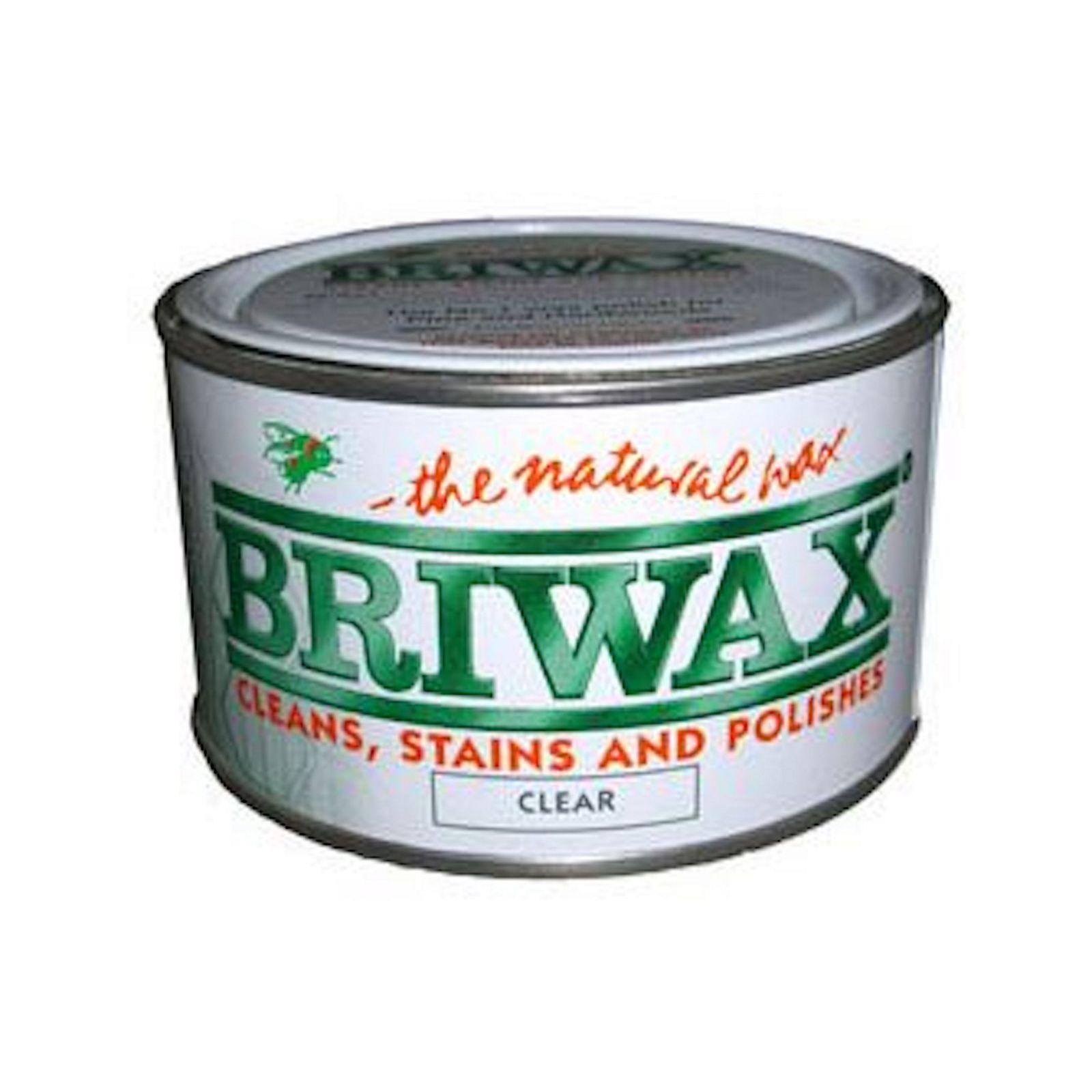 BRIWAX Natural Finish