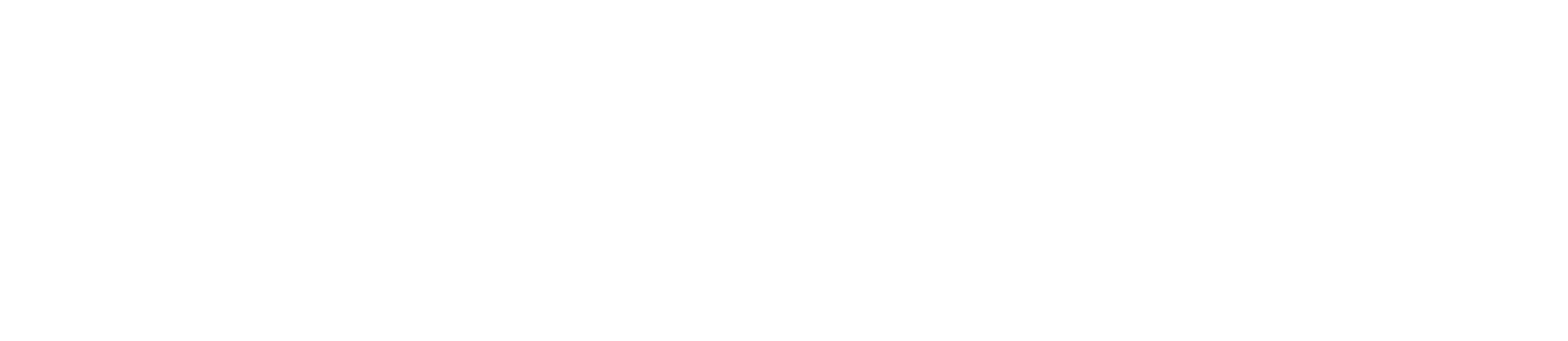 Grain and Frame Logo White