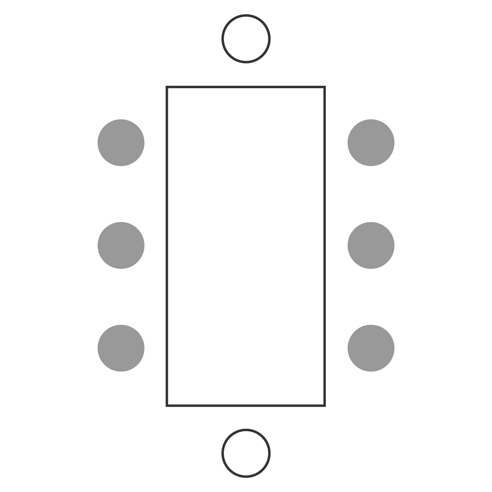 6 – 8 Seater